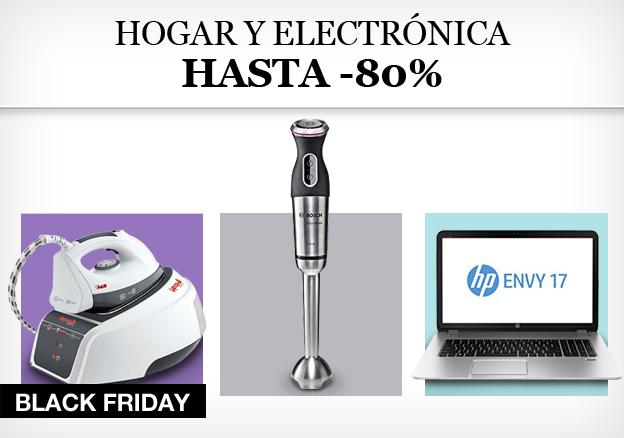 Hogar y Electrónica: hasta -80%!