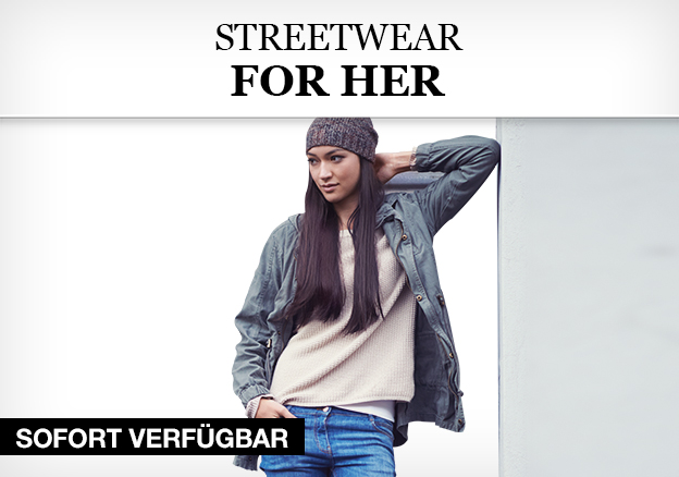 Streetwear for Her