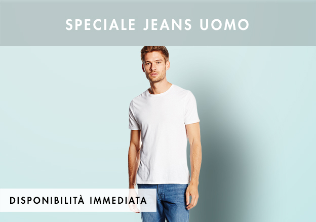Speciale Jeans Uomo!