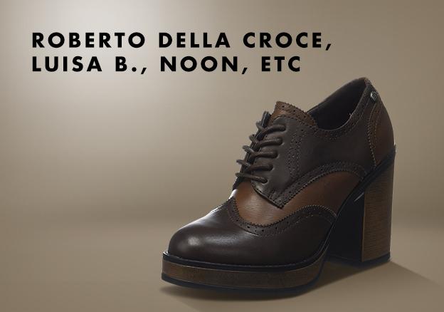Roberto della Croce, Luisa B., Noon, etc!