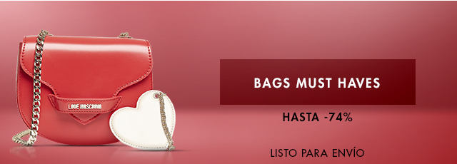Bags Must-Haves up to -75%