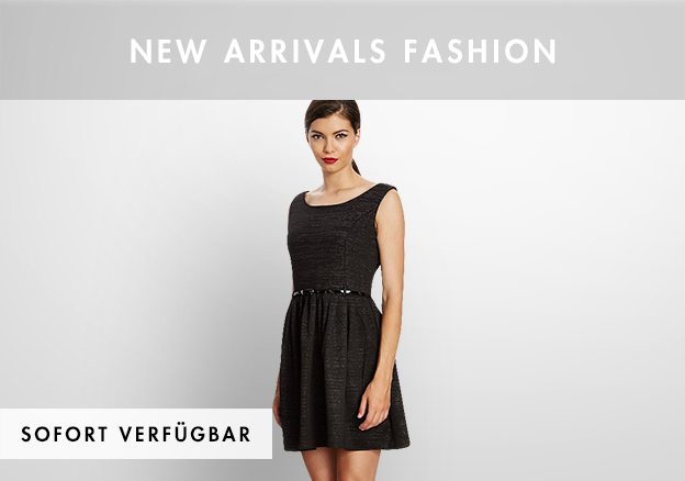 New Arrivals: Fashion bis -75%
