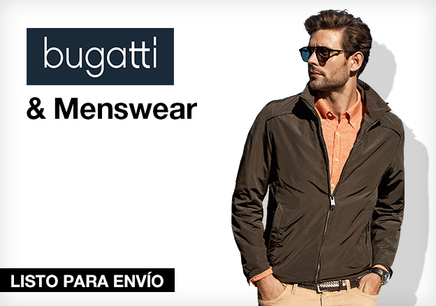 Bugatti & Menswear