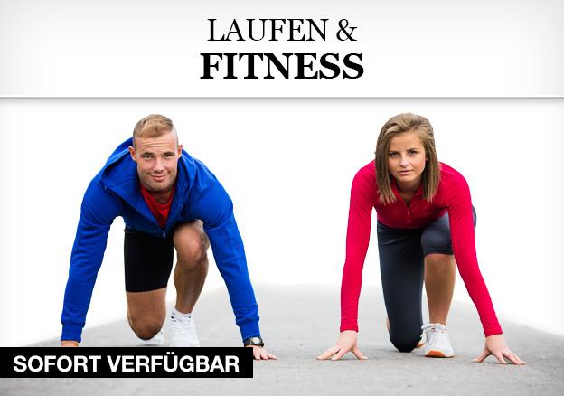 Laufen und Fitness