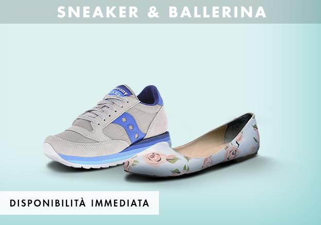 Sneaker & Ballerina!