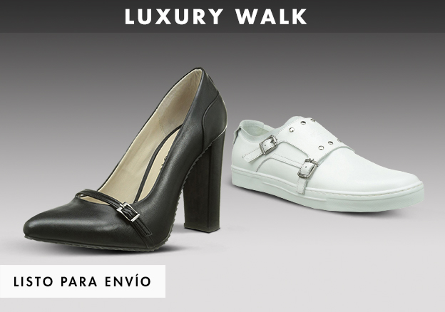 Luxury Walk!