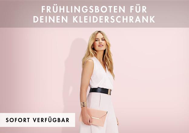 Frühlingsboten für Deinen Kleiderschrank bis -76%!