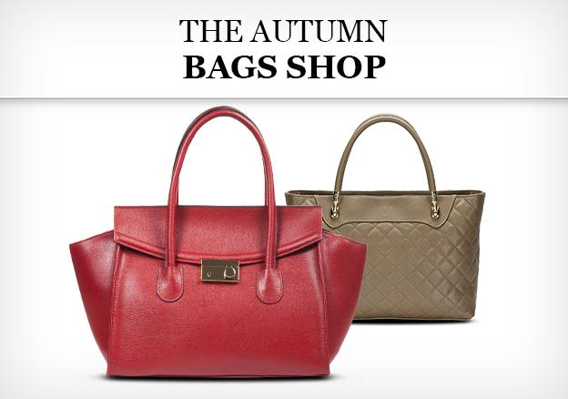The autumn bags shop