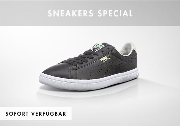 Sneaker Special!