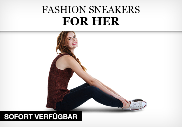 Fashion Sneakers for her
