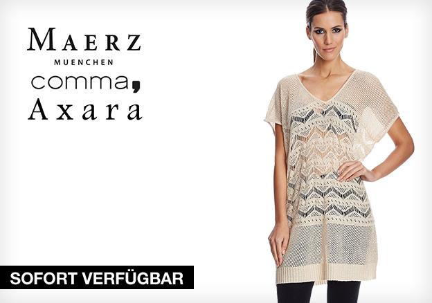 Maerz, Comma & Axara