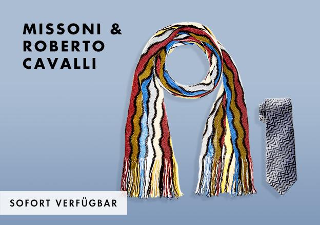 Missoni & Roberto Cavalli