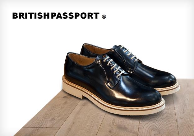 British Passport!
