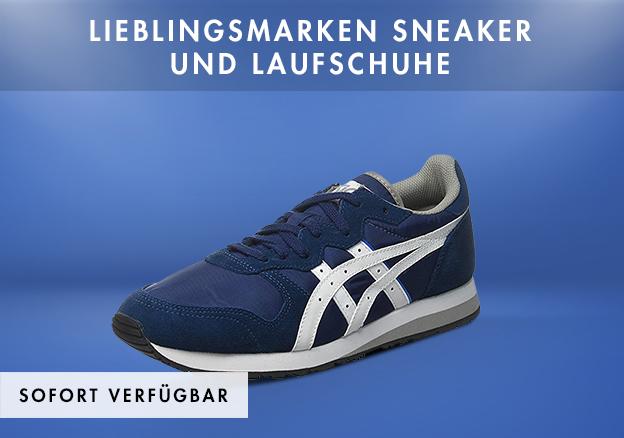 Lieblingsmarken Sneaker und Laufschuhe