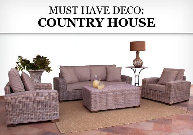 Must Have Deco: Country House