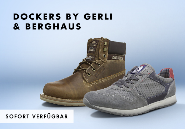 Dockers by Gerli & Berghaus!