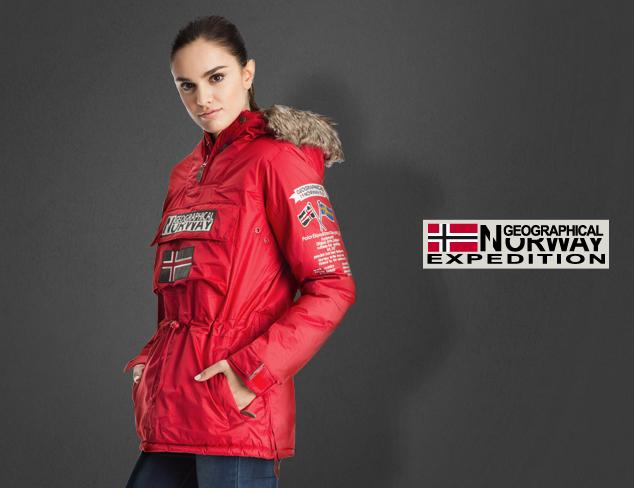 domingo Rebajas el Geographical 1 MASM Norway hasta ropa adqxCYw
