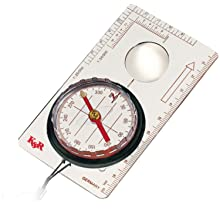 方位磁石・温度計