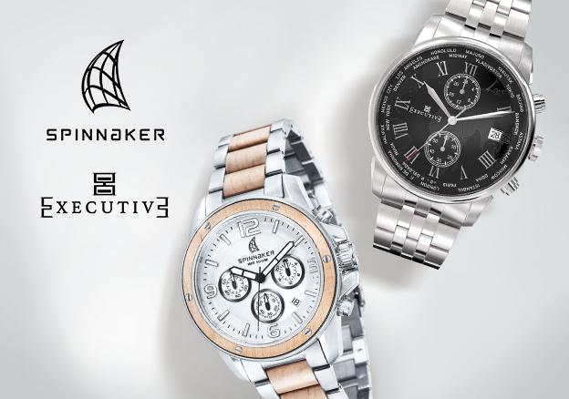 Spinnaker+Executive