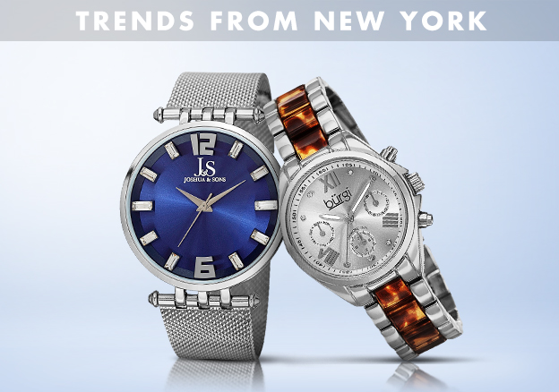 Special Watches: Trends from New York
