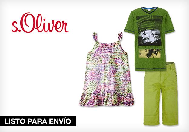 s.Oliver: Kids!
