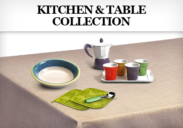 Kitchen & Table Collection