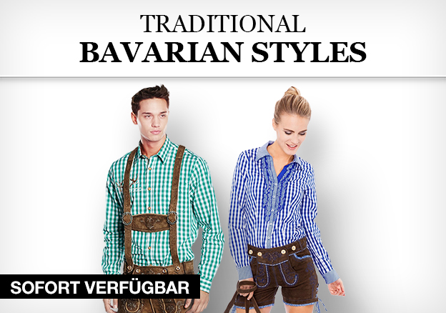 Traditional Bavarian Styles