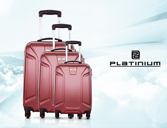 Masm rebajas maletas platinium hasta el martes 10 - Maletas platinium ...