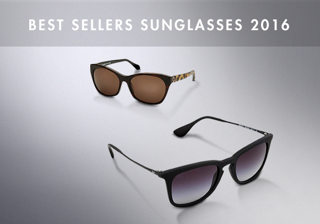 Best Sellers Sunglasses 2016!