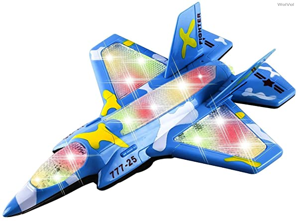 Jet Aircraft Toy