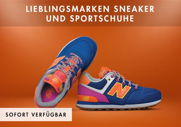 Lieblingsmarken Sneaker und Sportschuhe