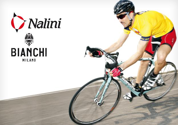 Nalini e Bianchi Milano