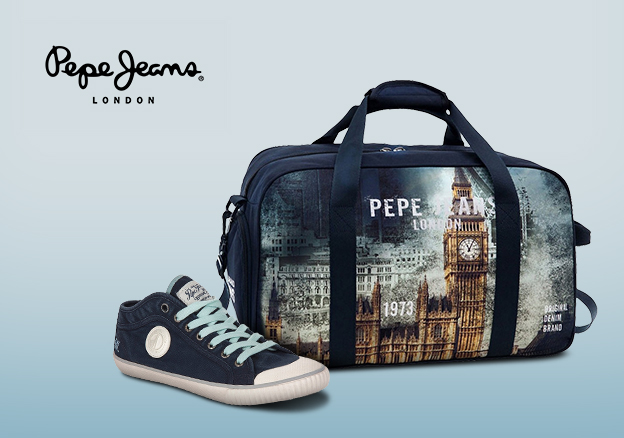 Pepe Jeans!