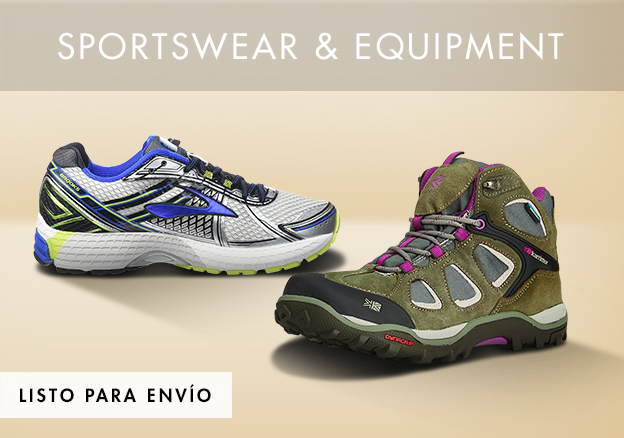 Sportswear & Equipment up to -65%!