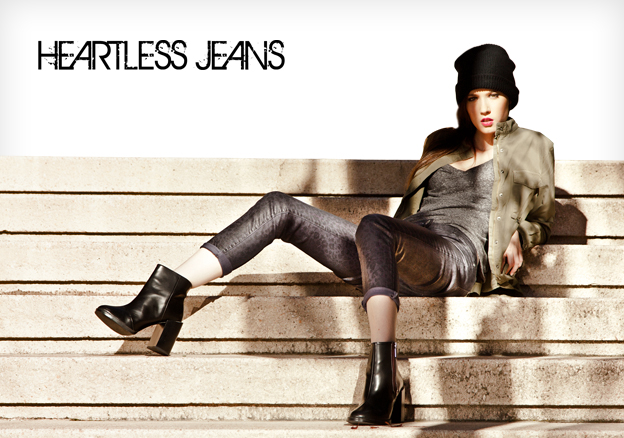Heartless Jeans!