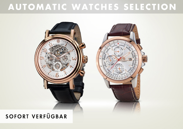 Automatic Watches Selection