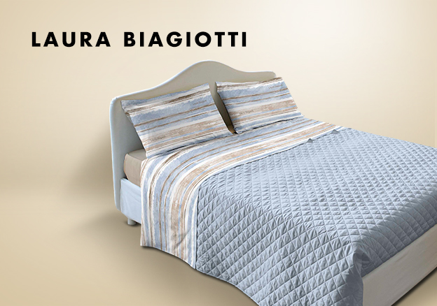 Laura Biagiotti Home!
