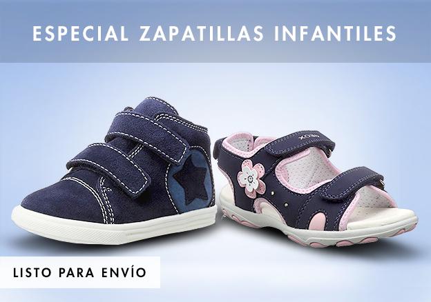 Especial zapatillas infantiles
