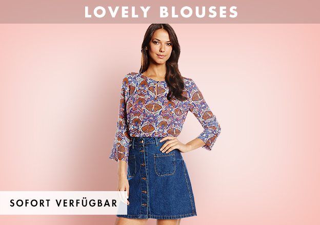 Lovely Blouses!