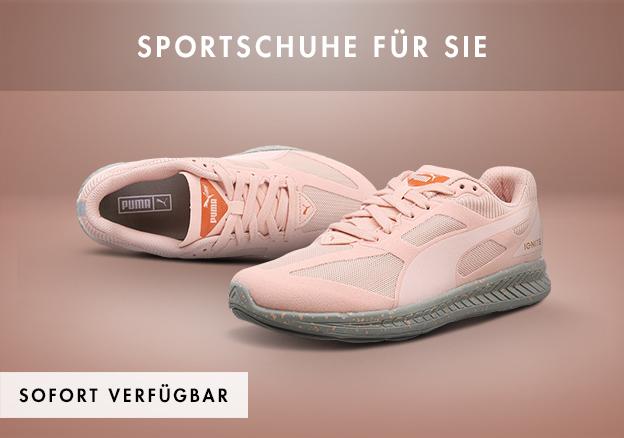 Sportschuhe für Sie