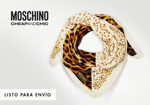 Moschino Cheap and Chic!