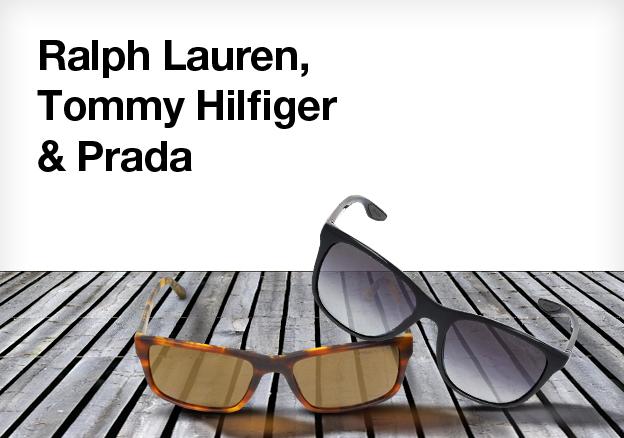 Ralph Lauren, Tommy Hilfiger & Prada