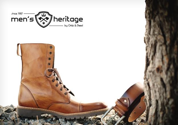 Men's Heritage (By Ortiz & Reed)