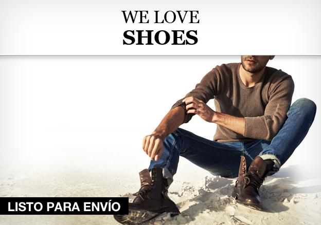 We Love Shoes hombre!