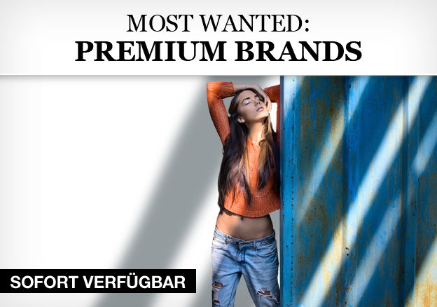 Most Wanted: Premium Brands