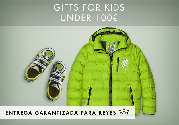 Gifts for Kids under 100 Euro!
