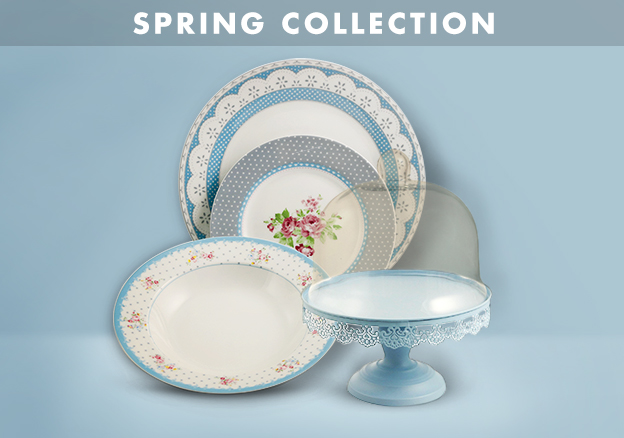 Spring Collection Home & Living