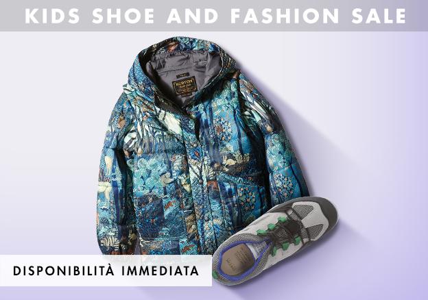 Kids Shoe and Fashion Sale