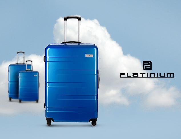 Masm rebajas platinium maletas hasta el domingo 14 - Maletas platinium ...