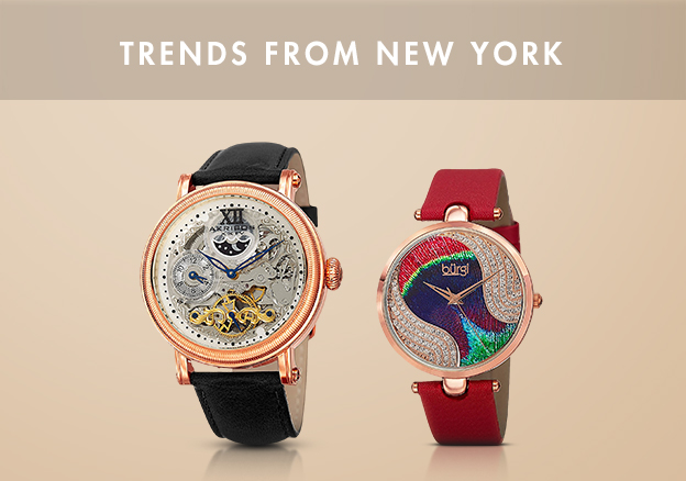 Trends from New York!